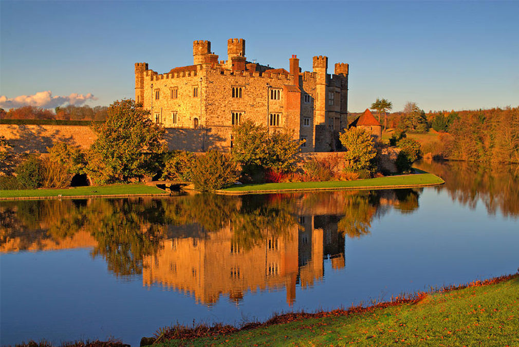 Stay at a Castle for a cosy Autumn honeymoon