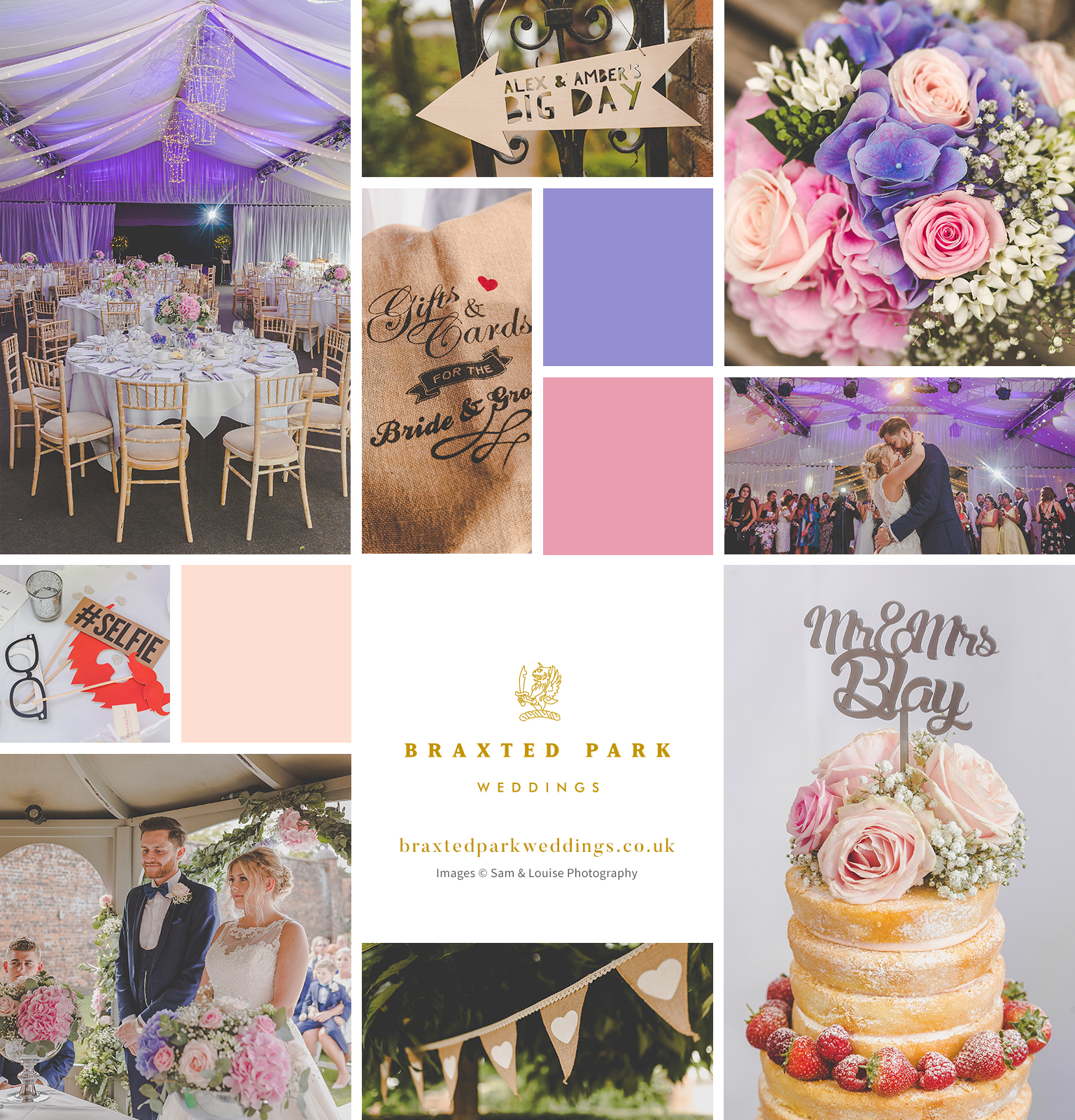 If Amber and Alex's summer wedding has inspired you then save their wedding style – wedding ideas