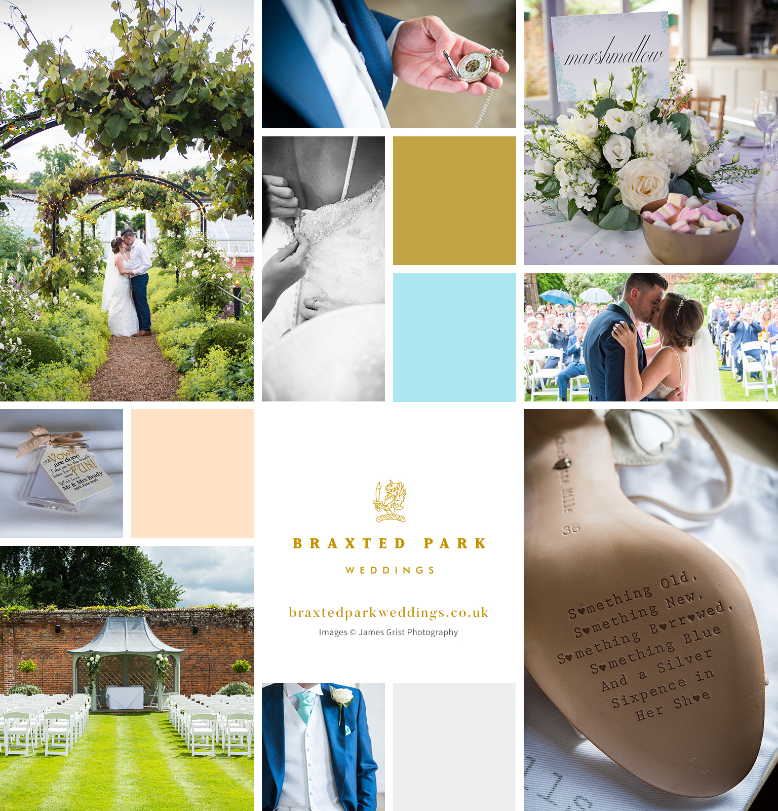 If Madeline and Martyn's summer wedding has inspired you then save their wedding style – wedding ideas.