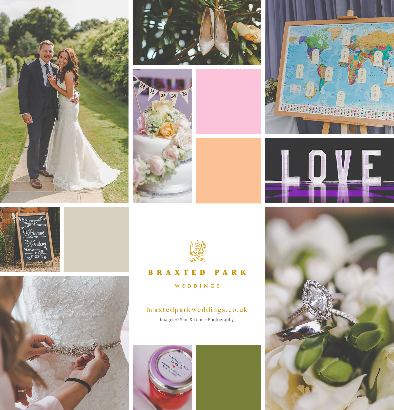 If Zillia and Martyn's summer wedding has inspired you then save their wedding style – wedding ideas.