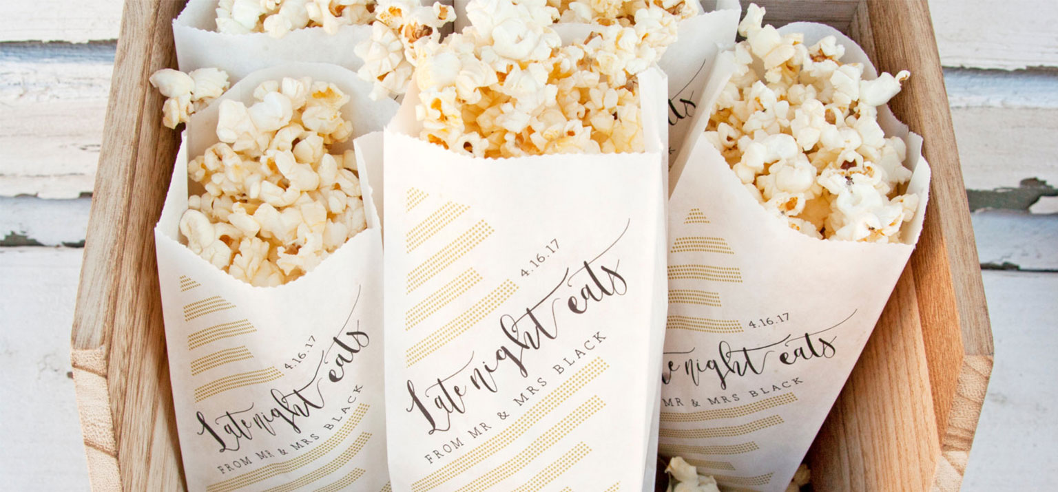 8 Impossibly Cool Wedding Favours | Braxted Park