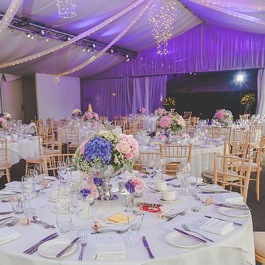 With its neutral décor Braxted Park wedding venue in Essex suits all wedding themes