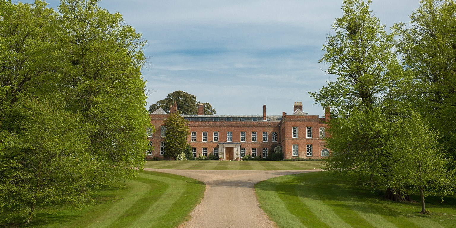 Braxted Park is a unique country house wedding venue available for exclusive use