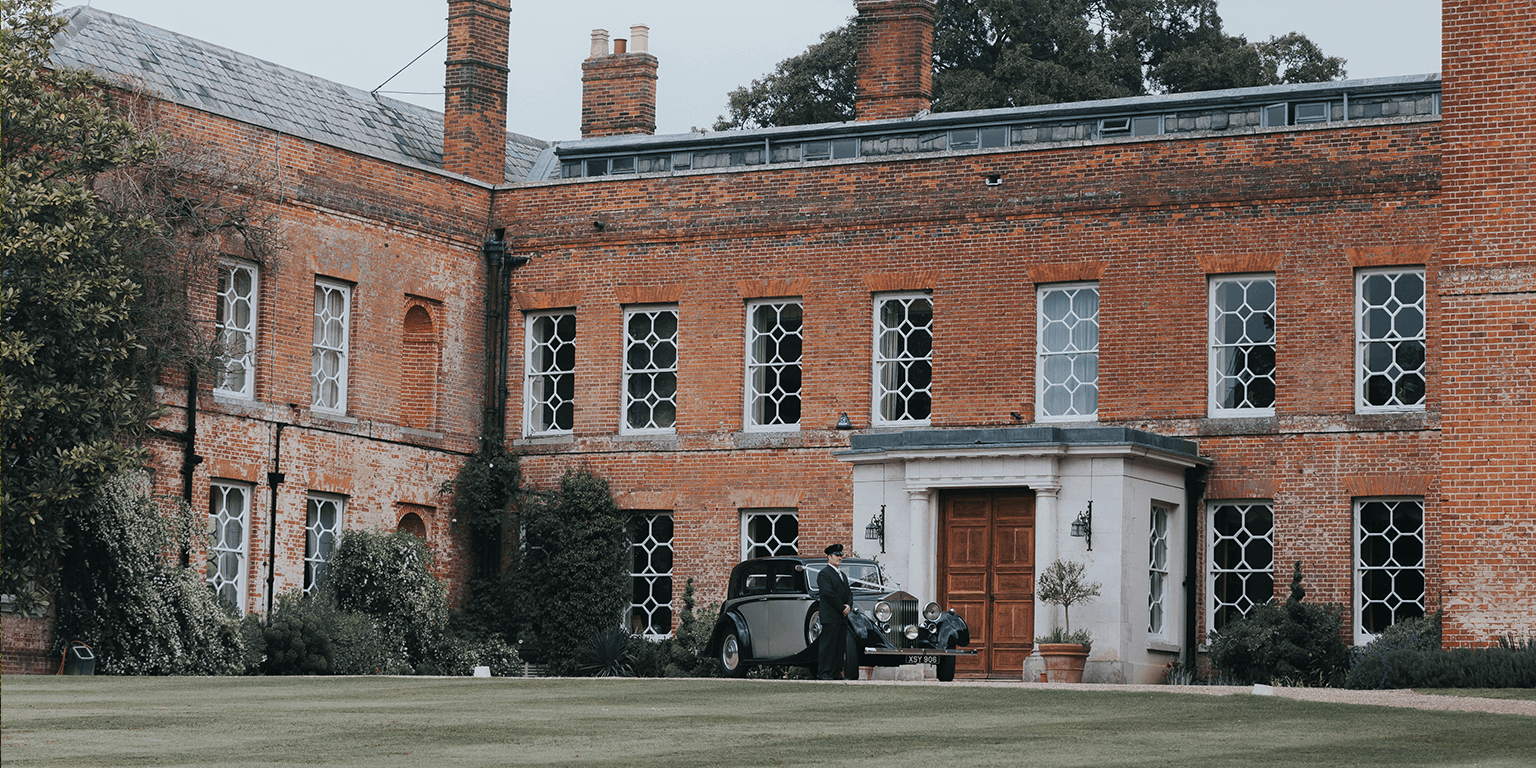 Braxted Park country house wedding venue is one of the finest wedding venues in Essex