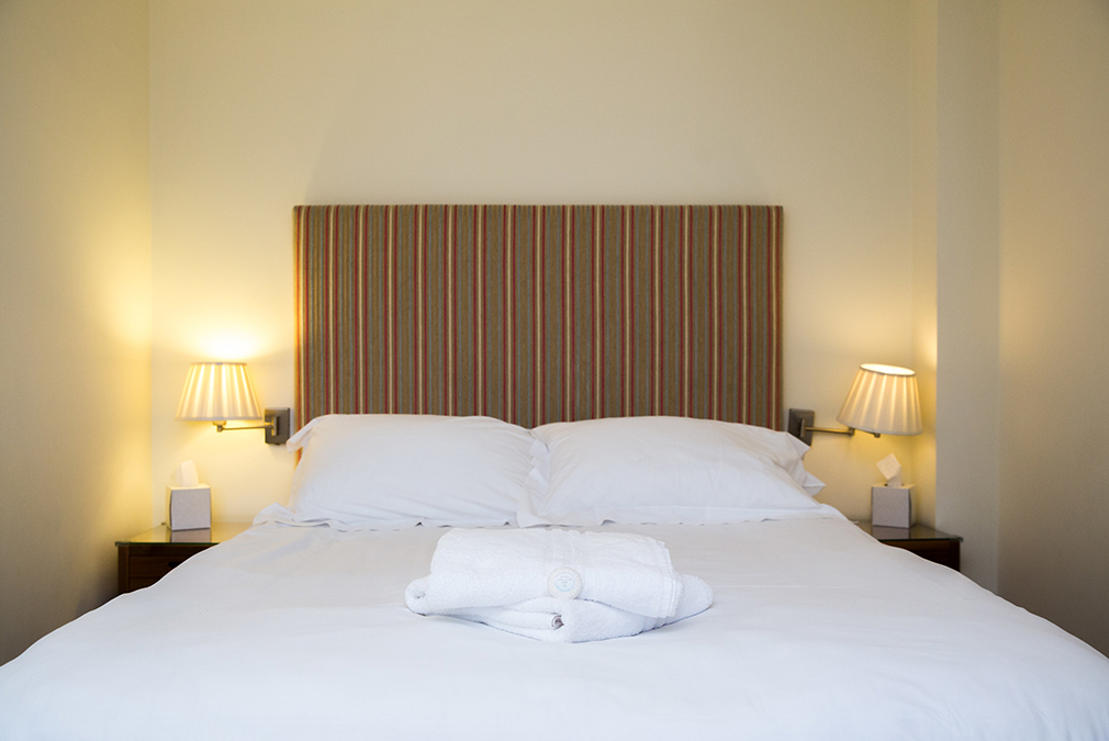 Guest bedrooms will also be receiving a make-over with each room boasting character and comfort