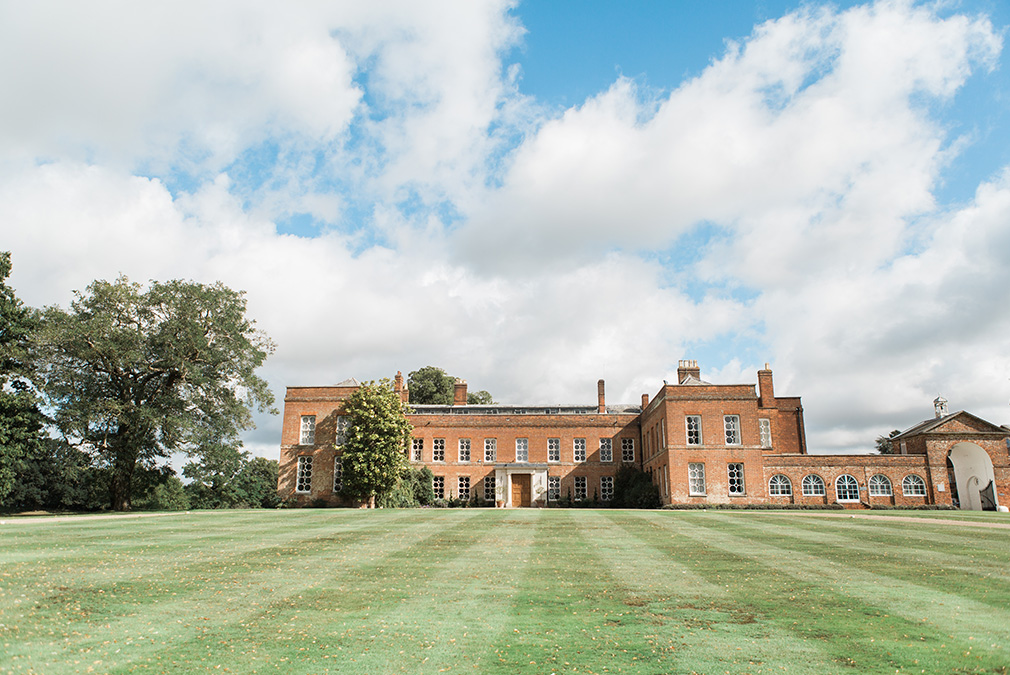 Braxted Park is a beautiful country house wedding venue in Essex